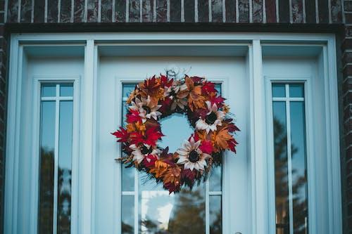 Foto stok gratis dekorasi, dekorasi musim gugur, di luar rumah