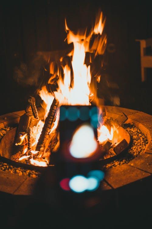 Δωρεάν στοκ φωτογραφιών με ανάβω φωτιά, άνθρακας, βενζίνη