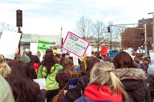 Δωρεάν στοκ φωτογραφιών με Βοστώνη, διαδήλωση, διαμαρτυρία, έλεγχος όπλων