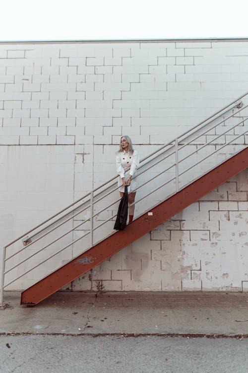 Photos gratuites de adulte, cheveux blonds, cheveux longs