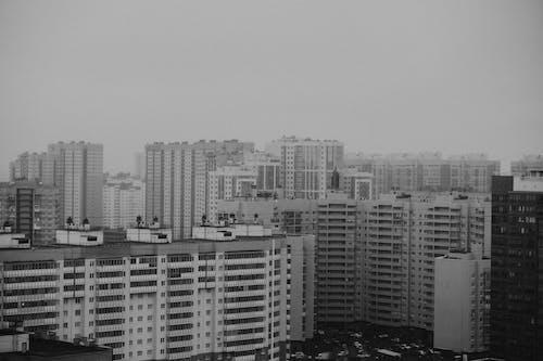 Fotos de stock gratuitas de arquitectónico, Bloque de pisos, ciudad