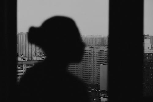 Бесплатное стоковое фото с shiloutte, архитектурное, вид сбоку