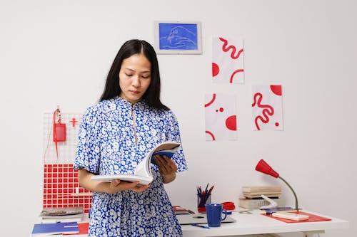 Foto stok gratis biru, dalam ruangan, dekorasi