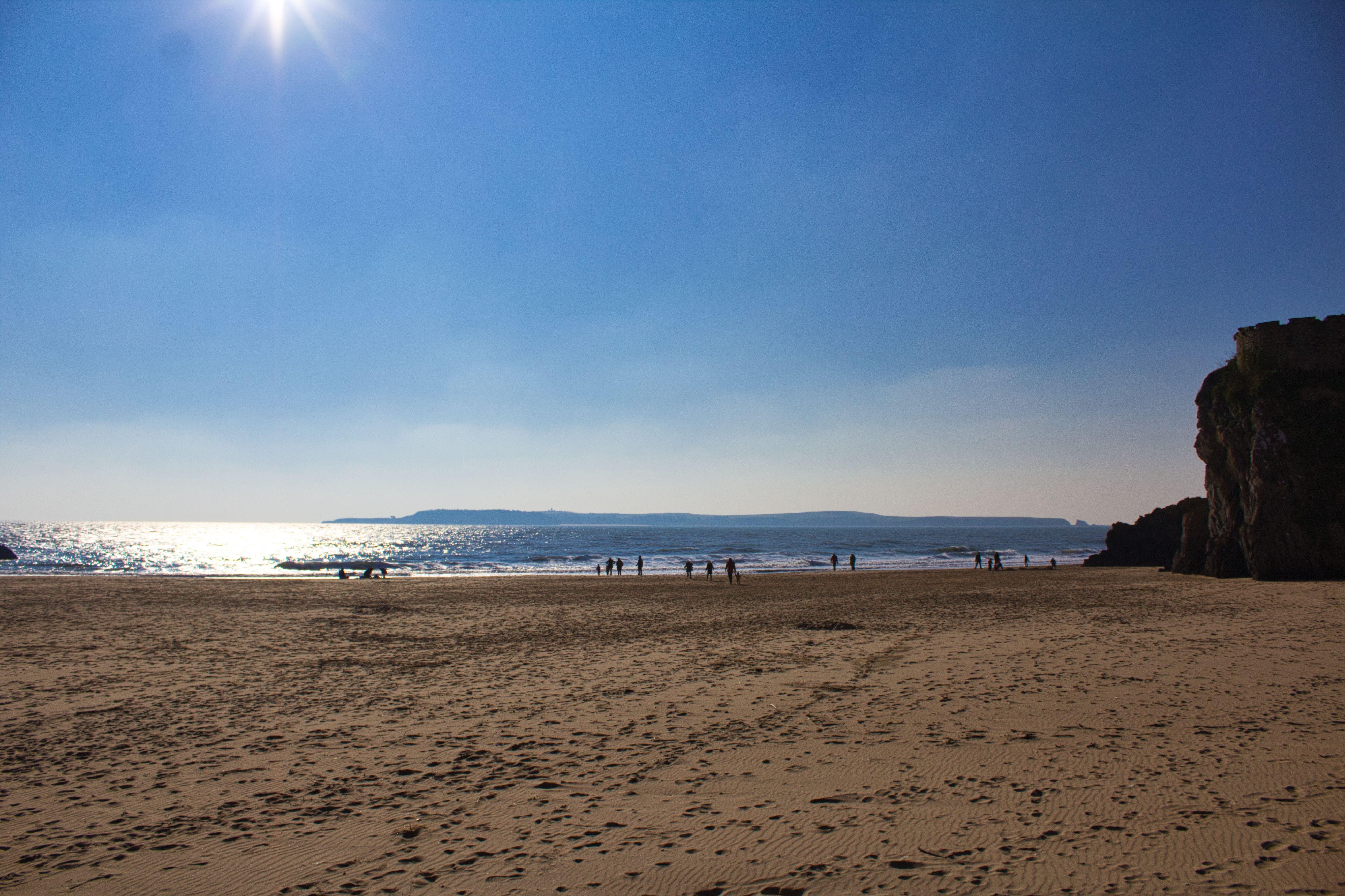 Free stock photo of beach, holiday, nature, sea