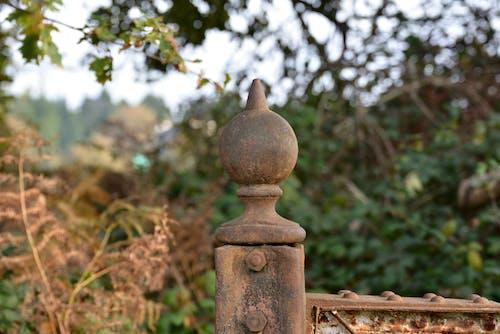 Darmowe zdjęcie z galerii z ancien, boulons, metal, poteau