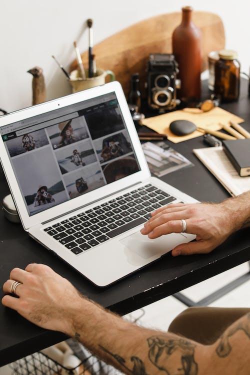 Immagine gratuita di banco, business, camera