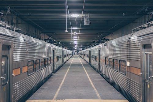 Gratis stockfoto met aankomsthal, doorgang, metrosysteem, oefenen