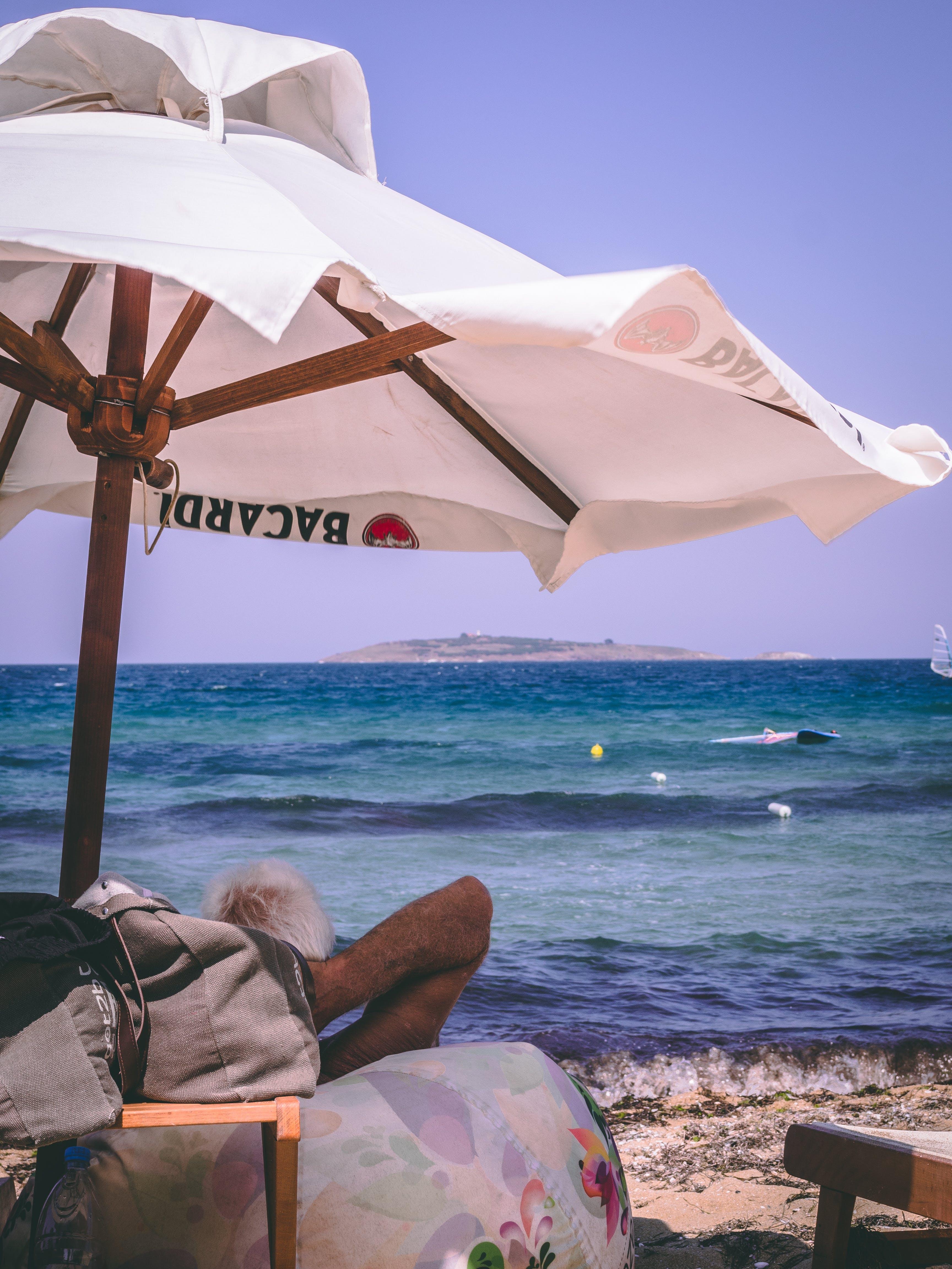 Free stock photo of beach, break, break time, day
