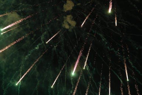 Fotos de stock gratuitas de al aire libre, Año nuevo, cayendo