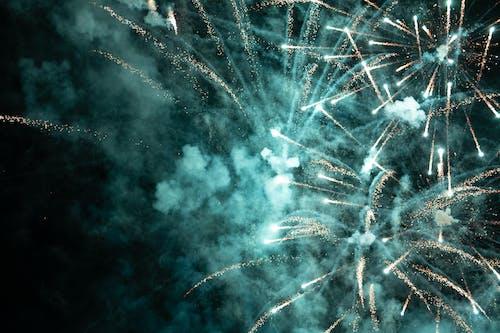 Immagine gratuita di azzurro, blu, celebrazione