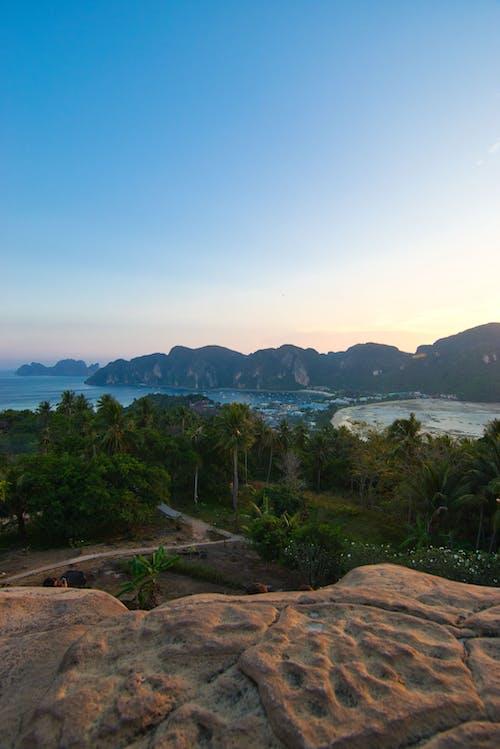 Photos gratuites de ciel bleu, Krabi, mer