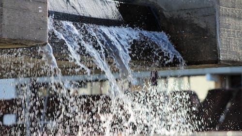 噴水の無料の写真素材