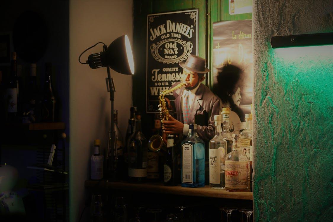 Âm nhạc, nhạc jazz, quán cà phê