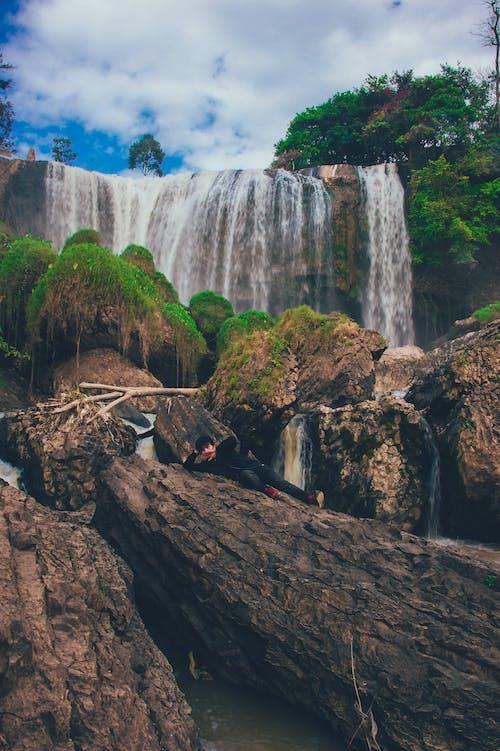 Imagine de stoc gratuită din apă, apă curgătoare, călătorie, cascade