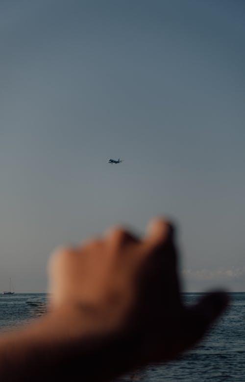 Immagine gratuita di acqua, aeroplano, aspirazioni
