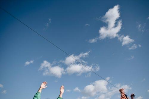 Immagine gratuita di azzurro, blu, cielo