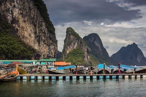 Gratis lagerfoto af asiatisk, Asien, både, bedste billede