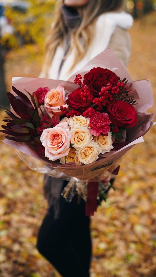 Immagine gratuita di autunno, bouquet, carta