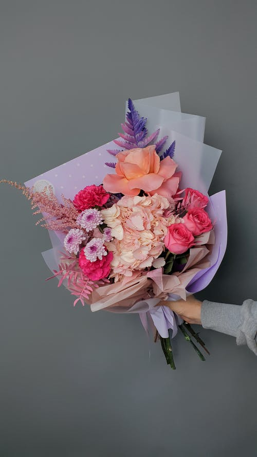 Foto stok gratis batang, buket, bunga