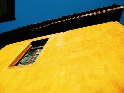 Gratis lagerfoto af blå, blå himmel, byggeplads, bygning