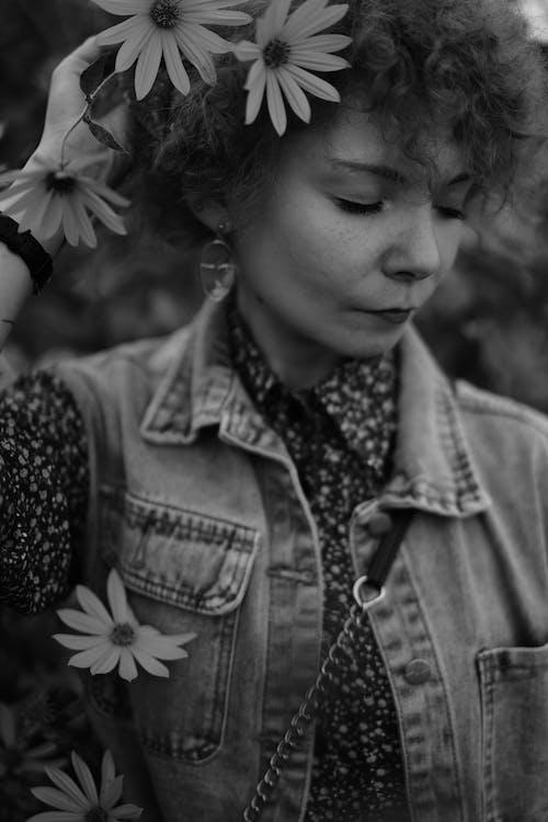 Foto stok gratis bunga-bunga, dandan, dewasa
