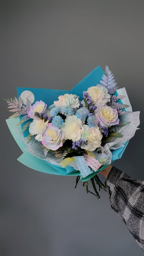 Foto stok gratis buket, buket bunga, bunga-bunga