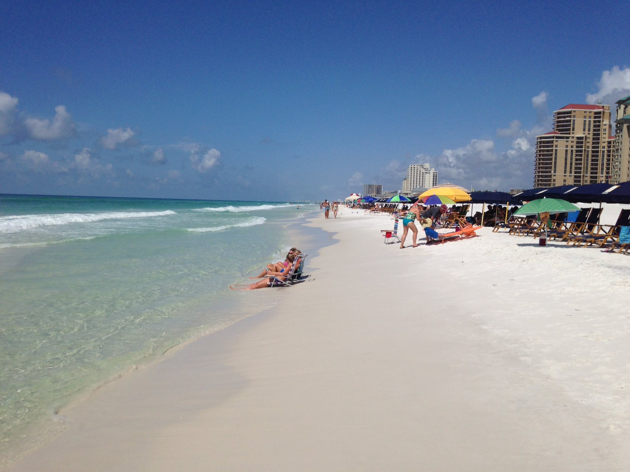 Free stock photo of beach, everyday people, florida, Gulf of Mexico