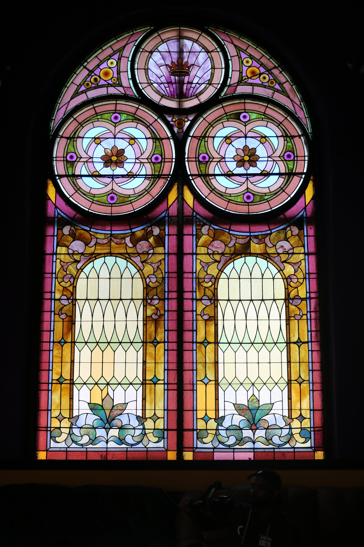 Free stock photo of beauty, church window, stained glass, window