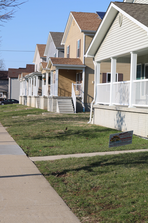 Free stock photo of house, houses, neighborhood, suburb