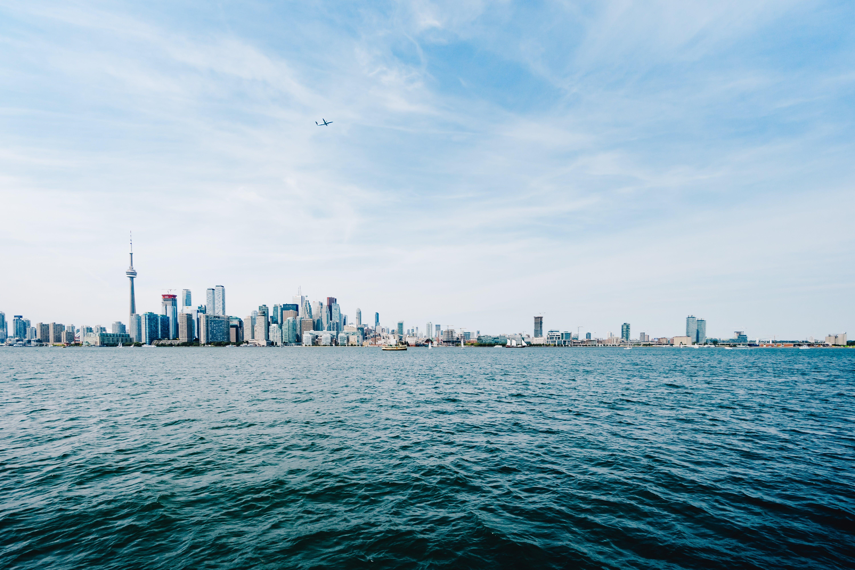 Skyline of the City