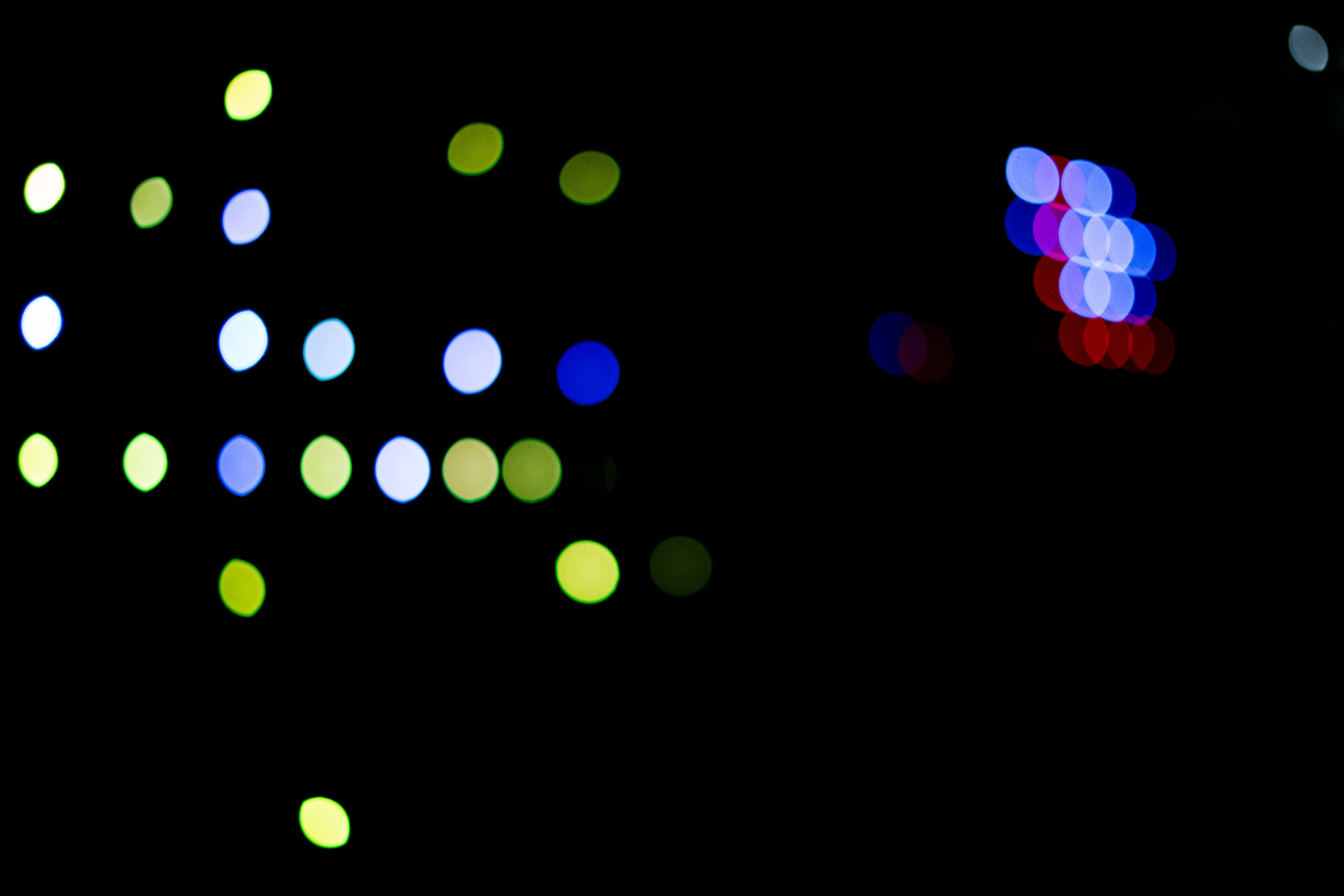 of abstract, abstract photo, blurred, bokeh