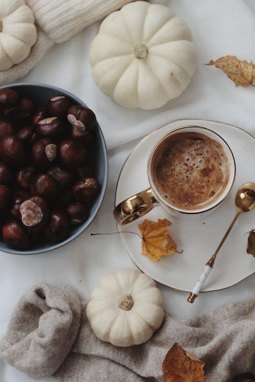 咖啡, 大蒜, 小碟子 的 免費圖庫相片