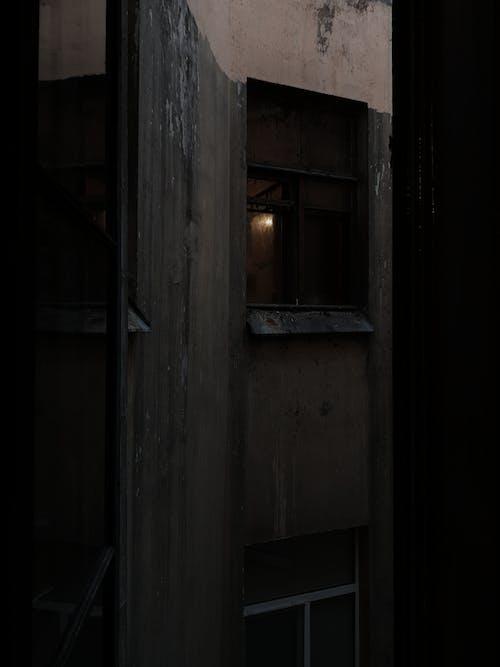 Foto d'estoc gratuïta de abandonat, arquitectura, buit