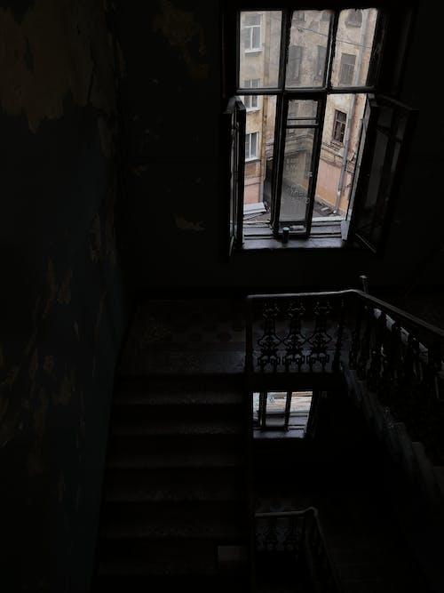 Foto d'estoc gratuïta de abandonat, arquitectura, art
