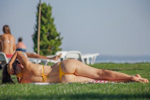 Foto stok gratis bikini, bikini seksi, kaum wanita