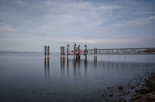 Free stock photo of architecture, creativephotography, jetty