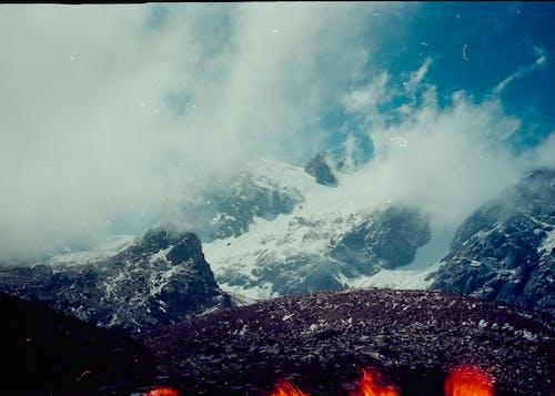 A Shot of Mountains, Almaty