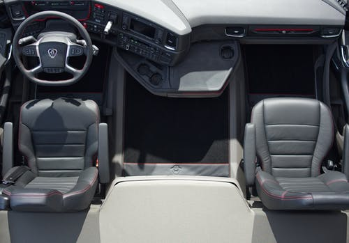 Fotos de stock gratuitas de asiento de cuero, coche, diseño, interior del coche