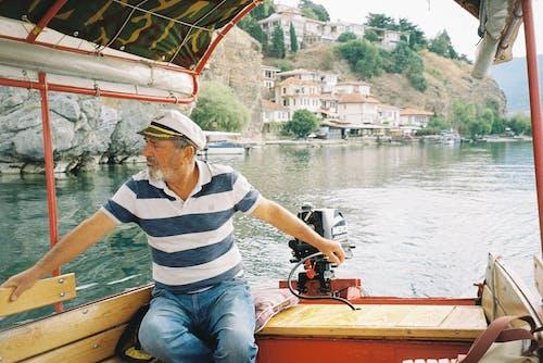 Fotobanka sbezplatnými fotkami na tému blúzka, dospelý, kapitán