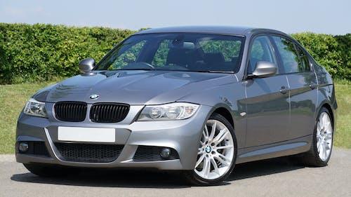 3シリーズ, BMW, ヘッドライト, 車輪の無料の写真素材