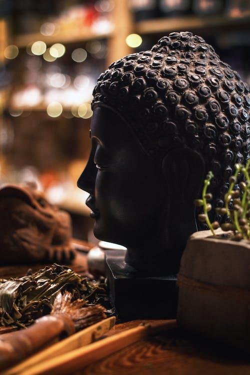 Imagine de stoc gratuită din a închide, artă, Buddha