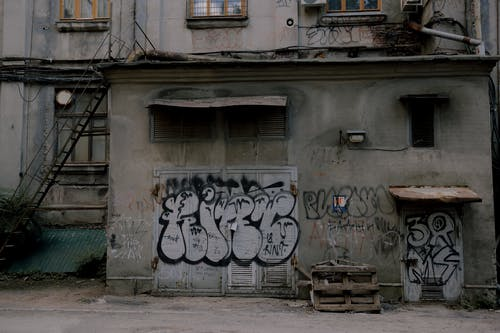 Foto d'estoc gratuïta de a l'aire lliure, arquitectura, bloc residencial