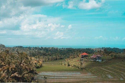 Безкоштовне стокове фото на тему «блакитне небо, вода, гори, Денне світло»
