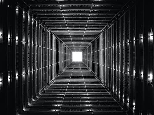 住宅開發, 光在隧道的盡頭, 內部 的 免費圖庫相片