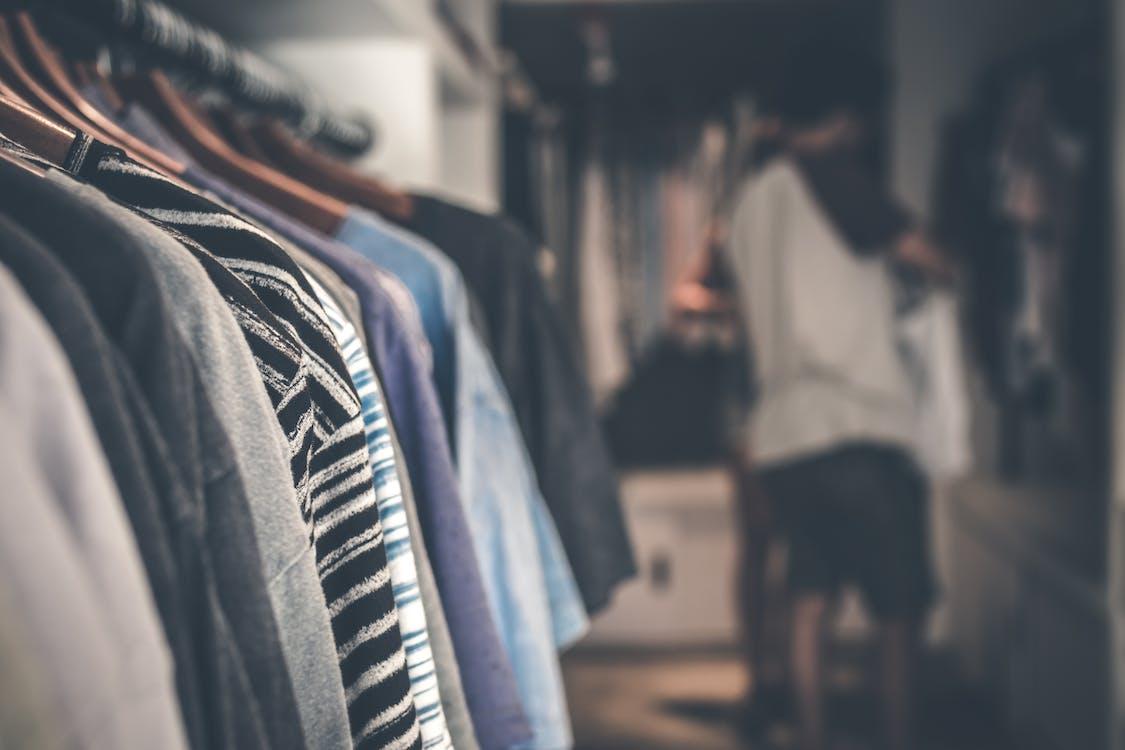 à la mode, bois, boutique