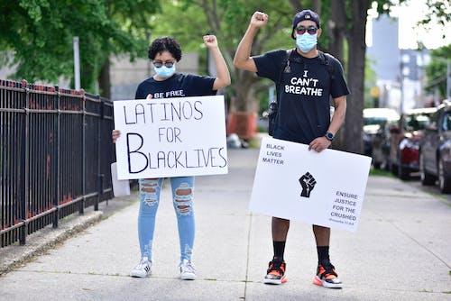 Foto stok gratis demonstrasi, dewasa, di luar rumah