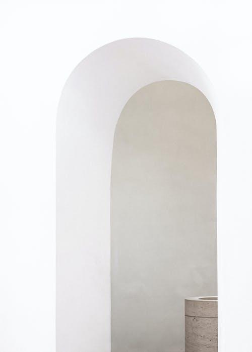 Foto d'estoc gratuïta de arcs, arquitectura, blanc