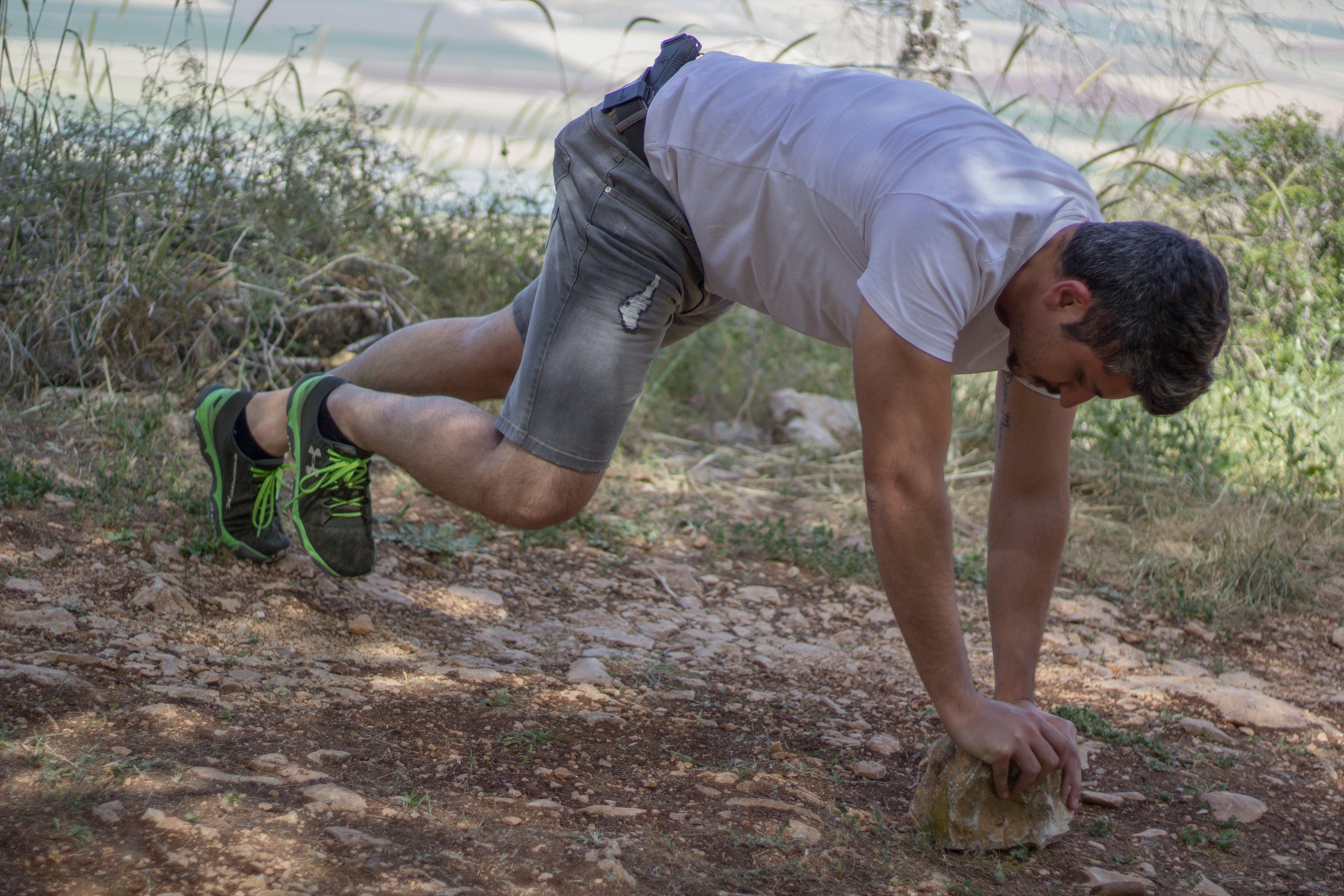 Gratis arkivbilde med bodybuilding, hage, idf, Israel