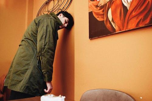 Foto d'estoc gratuïta de abric, cadires, cafeteria