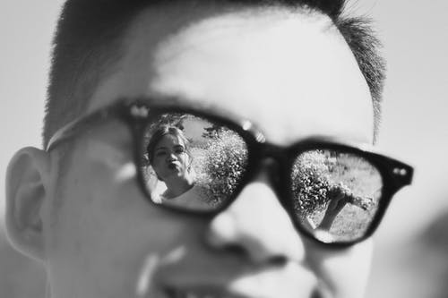 Foto stok gratis cermin, cewek, dewasa